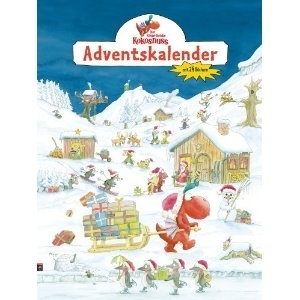 Drache Kokosnuss - Adventskalender