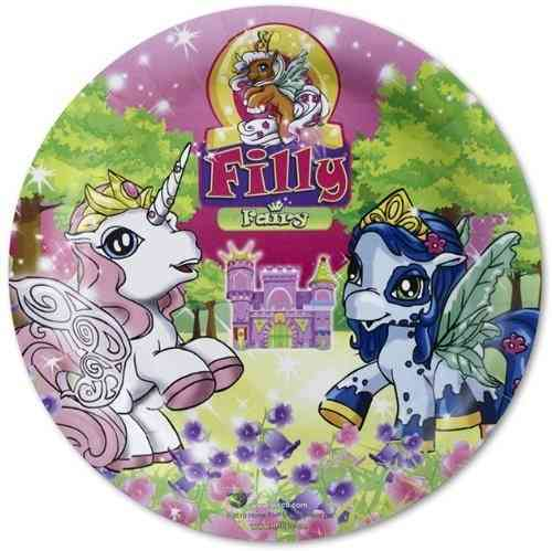 Filly Fairy 8 Pappteller