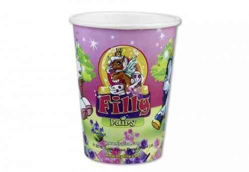 Filly Fairy, Partybecher