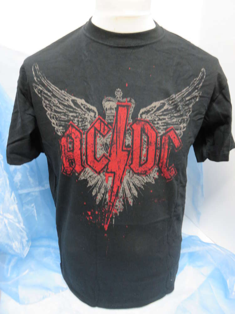 more photos 612fa 25fb2 AC/DC - Herren T-Shirt * Wings