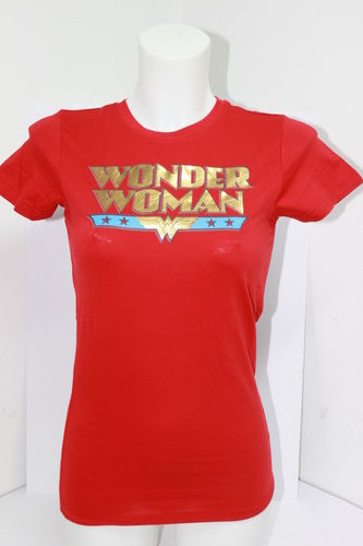 Wonder Woman - Girl T-Shirt