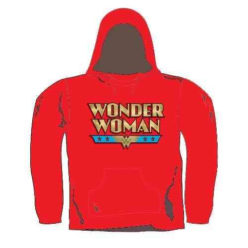 Wonder Woman - Kapuzensweater Gr. XL/XXL
