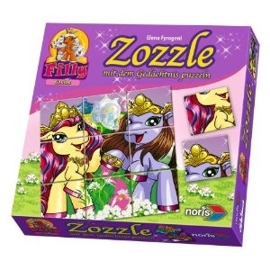Filly Elves - Zozzle Blossom