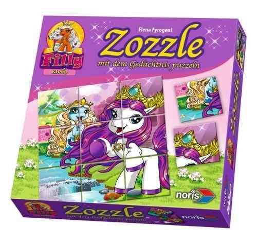 Filly Elves - Zozzle Jewel
