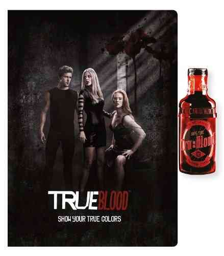 True Blood - Bucheinband