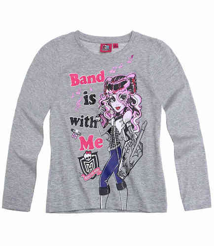 Langarmshirt - Monster High