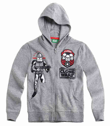 Star Wars - Sweatjacke-Clone Wars