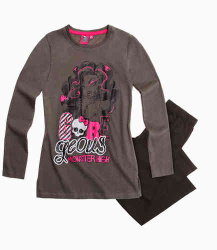 Monster High - Schlafanzug - Geous Monster High
