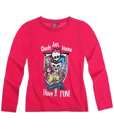Monster High - Langarmshirt * Have Fun