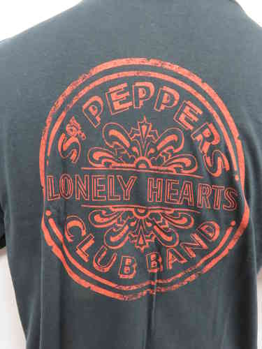 The Beatles - Herren T-Shirt Gr. L Sgt. Pepper