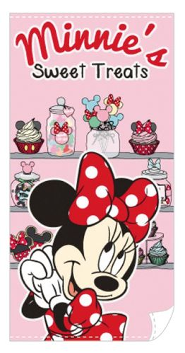 Minnie Mouse * Badetuch Cupcake *