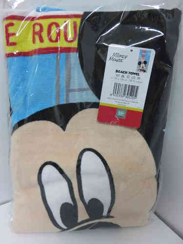 Mickey Mouse * Badetuch  * 735421