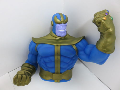 Marvel Comics Spardose *  Thanos