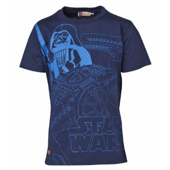 Lego Wear * Star Wars - T-Shirt * Dunkelblau