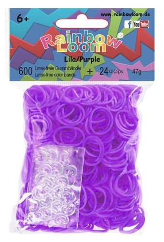 Rainbow Loom Original *  Lila