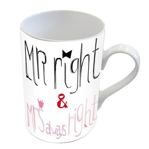 ppd -Tasse Mr. & Mrs. Right