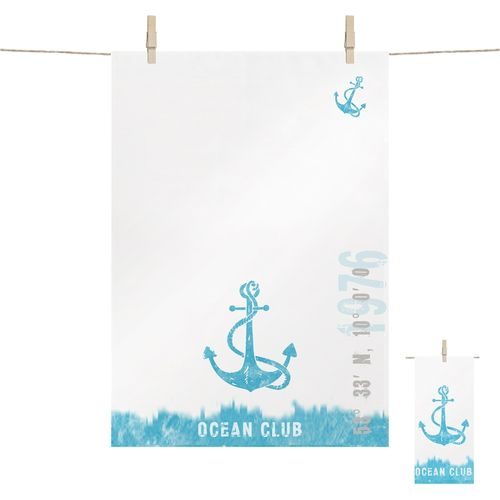 Kitchen Towel Ocean Club Set *  Maritim