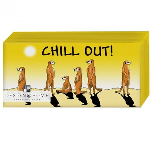 Chill Out * Bistroservietten / Servietten