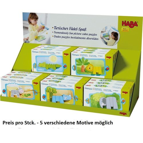 Haba Selection - 1 Stck. Fädeltier