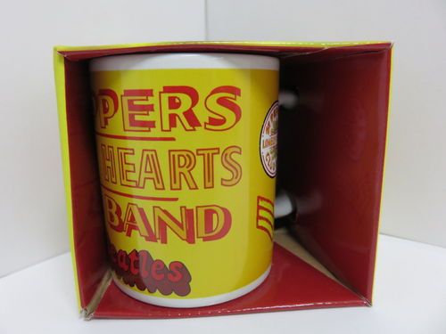The Beatles * Tasse / Kaffeetasse
