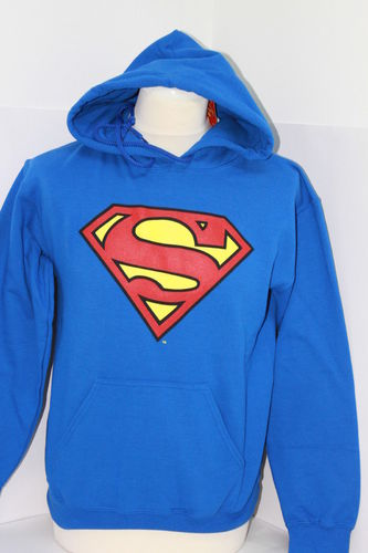 Superman - Damen Kapuzensweater