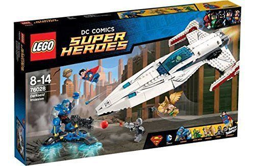 LEGO DC Comics Super Heroes Darkseid Invasion *