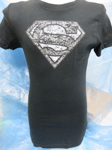 ** Superman ** Girl  T-Shirt *  Gr. S