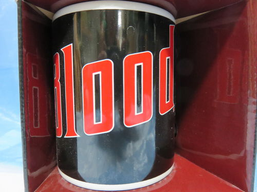 True Blood    * Tasse - Kaffeetasse * Logo