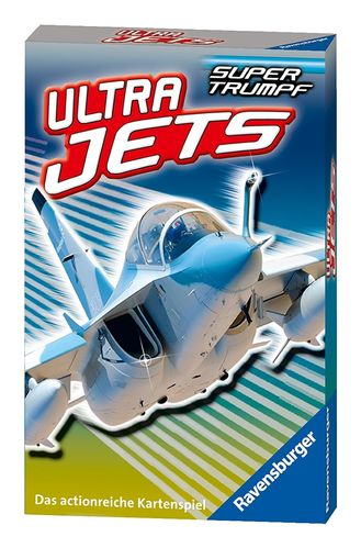 Ravensburger - Ultra Jets - Supertrumpf