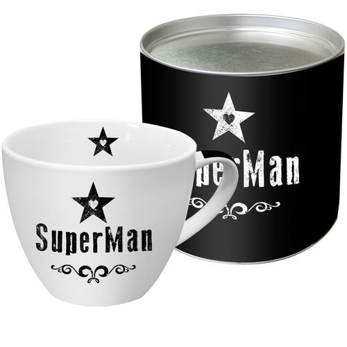 PPD * SuperMan - Tasse  *