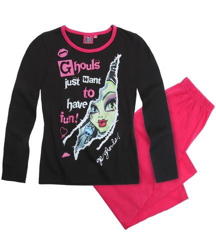 Monster High - Schlafanzug Ghouls want Fun