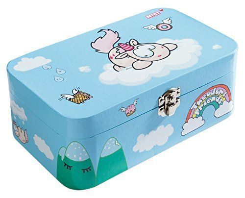Nici  - Einhorn Theodor & Friends Schmuckbox