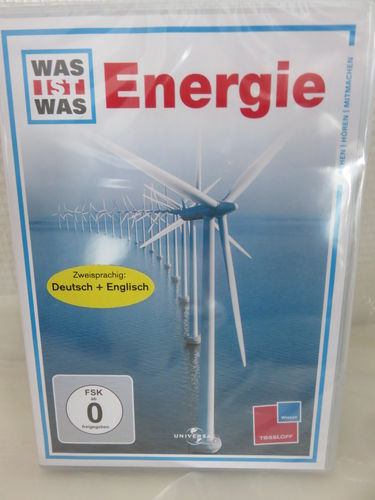 Energie * Was ist Was * DVD