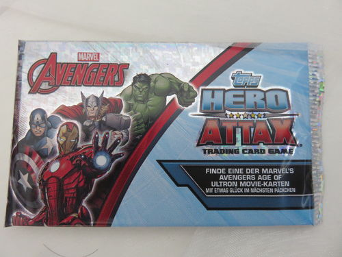 Marvel Avengers Sammelkarten Trading Card Game