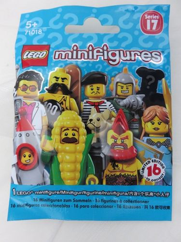 Lego minifiguren * Limited Edition - Ab 5+ Series 17