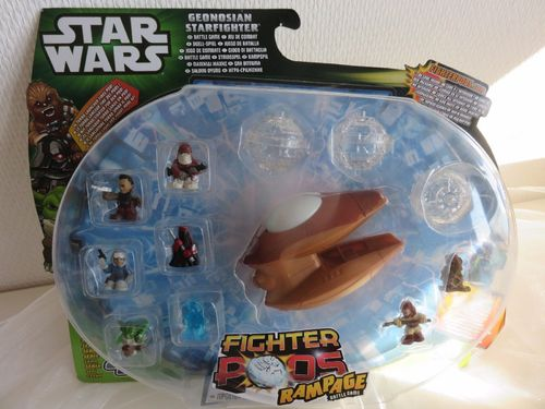 Fighter Pods Rampagne Battle Game