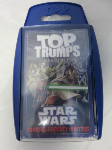 TopTrumps Specials - Rise - Bounty Hunters