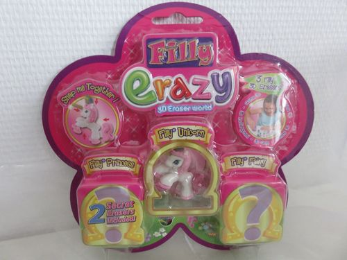Filly Witchy * Radiergummi - 3 D Eraser World