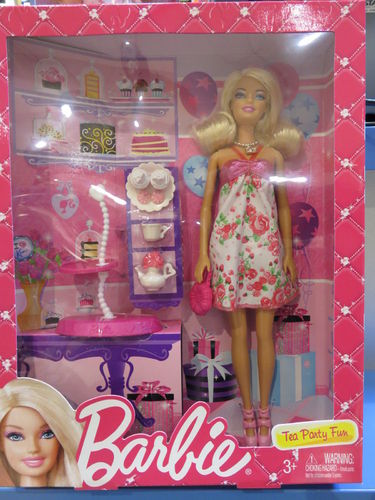 Barbie * Tea Party Fun - Barbiepuppe