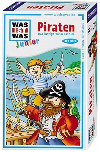 WAS IST WAS Juniorquiz Piraten