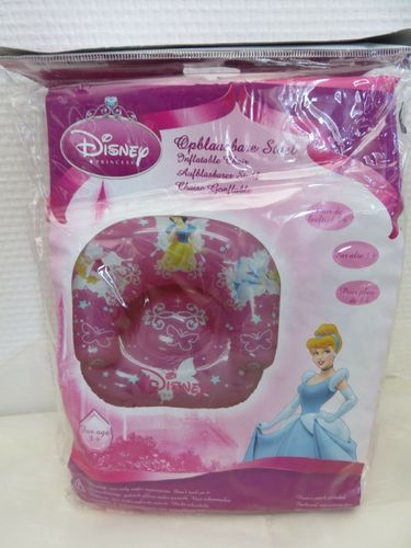 Aufblasbarer Sessel - Disney * Princess